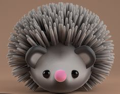 "Check out new work on my @Behance portfolio: ""hedgehog 3D"" http://be.net/gallery/54703347/hedgehog-3D"
