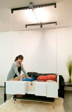 16 best space saving solutions images good ideas small spaces rh pinterest com