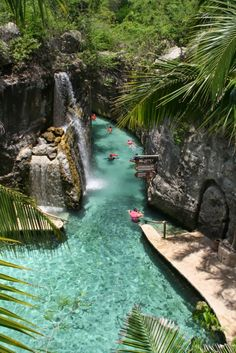 Xcaret - Riviera Maya - México Such a good day would love love love to go again