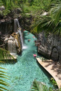Xcaret Riviera Maya #Mexico