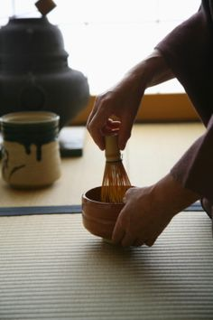Japanese tea ceremony, Sado 茶道