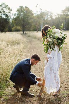 Donna Tobin Couture wedding dress