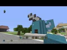 Minecraft Coffee Shop Tutorial Xbox One Edition - YouTube