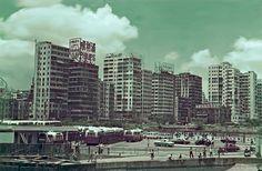 1968 Jordan Bus terminal