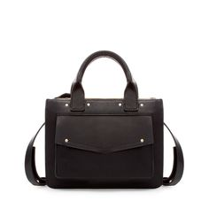CITY BAG WITH POCKET - Handbags - Woman | ZARA United States