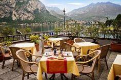 Lake Como: Hotel Baia di Paré