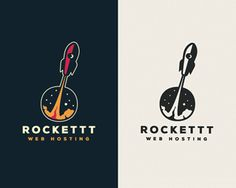 50 Creative Rocket Logo Design For Inspiration - Smashfreakz