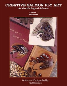 Fly Fishing Books For Sale Fly Fishing Books, Fishing World, Pet 1, Salmon Flies, Fly Tying, Pheasant, Creative, Blog, Camping