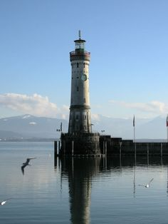 Lindau Lighthouse, Photo by Karl Seitinger 2014