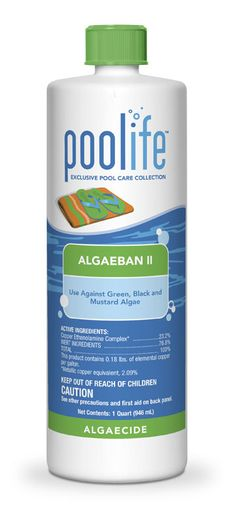 Poolife stain lift poolife stain lift is a concentrated - How long after pool shock before swim ...