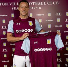 Blog Esportivo do Suíço:  Após 22 anos de Chelsea, John Terry é anunciado no Aston Villa