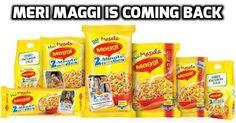 Khan Story|Maggi is Back : Nestle India Begins Market Rollout... http://www.khanstory.com/2015/11/maggi-is-back-nestle-india-begins.html?spref=tw