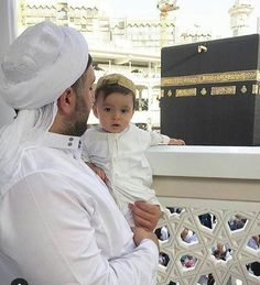 in the holy city of Makkah, where the last Prophet, Muhammad, was born! Arab Babies, Angst Im Dunkeln, Mekkah, Muslim Family, Beautiful Mosques, Allah Love, Madina, Best Mobile, 4 Kids
