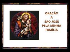 PELA MINHA FAMÍLIA ORAÇÃO A SÃO JOSÉ