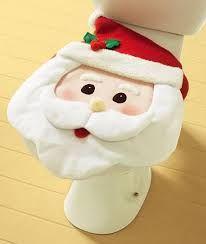 decoracion navideña para baños - Pesquisa Google