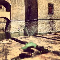 Castello estense. #ferrara