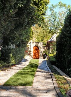 Ribbon Driveway Design, Pictures, Remodel, Decor and Ideas - page 6