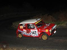 Sunday Screamer MINI IN THE DARK time & we head once more to the Rally Stages for this MITD.