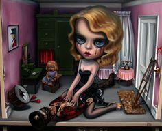 Las ilustraciones extrañas de Xue Wang