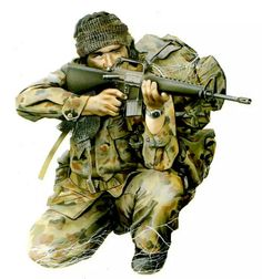 Australian SAS, Philippines conflict, pin by Paolo Marzioli Military Love, Military Art, Military History, Military Uniforms, Vietnam History, Vietnam War, Native American History, American Civil War, Special Air Service