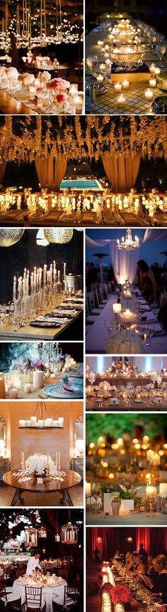 Lighting! Wedding Events, Our Wedding, Dream Wedding, Party Planning, Wedding Planning, Chandeliers, Oui Oui, Reception Decorations, Table Decorations
