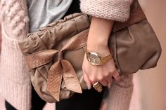 Amazing over-sized clutch!