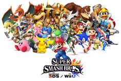 Super Smash Bros. Wii U.