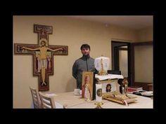 Pozvánka na nedeľnú sv. omšu - YouTube Youtube, Blog, Decor, Dekoration, Decoration, Dekorasyon, Home Improvements, Decorating, Interiors