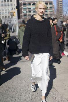 Pin for Later: 10 neue Outfits, die jede Frau in diesem Frühjahr unbedingt ausprobieren sollte Slip-Kleider