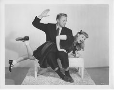 June Allyson & Van Johnson in Too Young to Kiss
