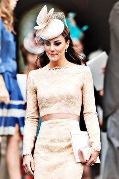 Kate Middleton is the True Lady of today.
