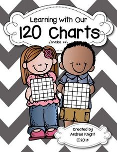 Learning with Our 120 Charts {Grades 1-2}:  Extra student practice sheets to supplement your current math curriculum.  Great for small groups or as homework.  (17 pages, $)