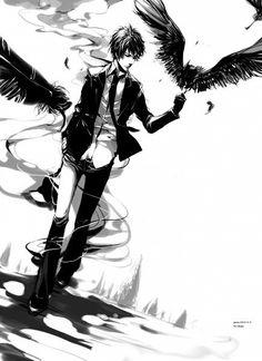 /Hibari Kyoya/#363600 - Zerochan | Dark anime | Pinterest