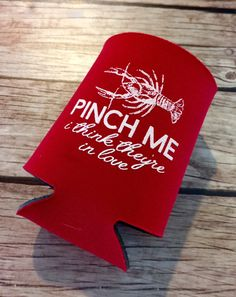 Pinch Me Crawfish Boil Couples Shower Favors Pinch Me Wedding Favors Bridal Shower Favors Pinch Me They& In Love BBQ Wedding 1686 by SipHipHooray Couples Shower Gifts, Wedding Shower Gifts, Bridal Shower Favors, Gifts For Wedding Party, Party Gifts, Wedding Ideas, Bridal Showers, Wedding Decor, Wedding Reception