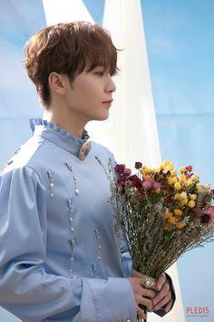 [Official Pledis Entertaiment Naver Update] Seventeen Seungkwan Fallin Flower MV Behind Hip Hop, Wonwoo, Jeonghan, Boo Seungkwan, Fandom, Seventeen, Kpop, Photoshoot, Shit Happens