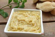 Receita de Babaganuche em receitas de legumes e verduras, veja essa e outras receitas aqui!