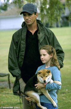 """We have a rule here on Earth. Every kid has got to have a dog. This is a dog, and he's yours."" Jack O'Neill, Stargate SG-1"