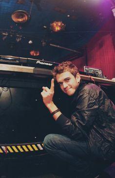 Zedd. He kinda looks like Jesse McCartney so he makes it on the Cute board for me