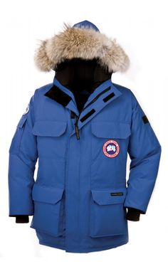 Canada Goose Pbi Expedition Parka Blue Men - Canada Goose #canadagoose #parka #jacket #fashion #Halloween #blackFriday