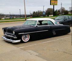 1954 Mercury Monterey 2 Door Hardtop...