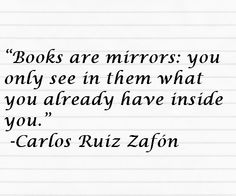 Carlos Ruiz Zafon Quote About Books   Awesome Quotes About Life