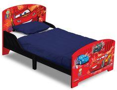 LIQUIDACIÓN CAMA CARS DE MADERA. BB87116CR, IndalChess.com Tienda de juguetes online y juegos de jardin