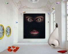 Feels Like Teen Spirit - Dennis Blair 2016 mixed media Giclee Print, Original Paintings, Mixed Media, Feels, Spirit, Gallery, Artist, Prints, Amen