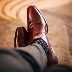 The Ultimate Men's Dress Shoe Guide | Types & Styles Explained – Nimble Made