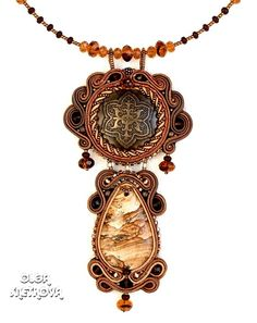 Amazing jewelry by Olga Snetkova   Beads Magic