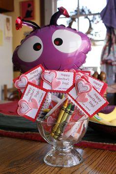 non-candy valentine treats - Google Search