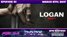 Team POPX breaks down the newest in the X-men / Wolverine franchise with the climactic finale. Putting an end to iconic roles played by Hugh Jackman and Patrick Stewart. We will discuss what worked, what didn't and share some insightful hidden nuggets from the film. Geek Culture, Pop Culture, Patrick Stewart, Hugh Jackman, Wolverine, X Men, Science Fiction, Film, Movie Posters