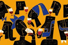 Making Sense of Wine Scents: How to Develop Your Nose | Will Lyons on Wine - WSJ.com