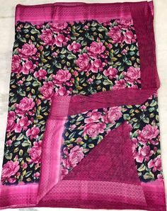 online womens traditional sarees Floral Print Sarees, Printed Sarees, Floral Prints, Kota Silk Saree, Silk Sarees, Bacon Wrapped Chicken Tenders, Traditional Sarees, Sweet And Spicy, Digital Prints