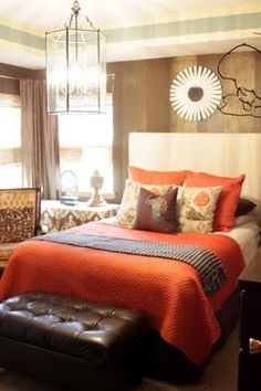 Sweet Something Designs: Master Bedroom: It's Coming Along